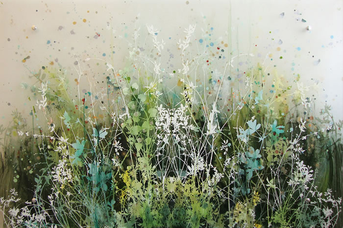 painting, Wild by Cara Enteles